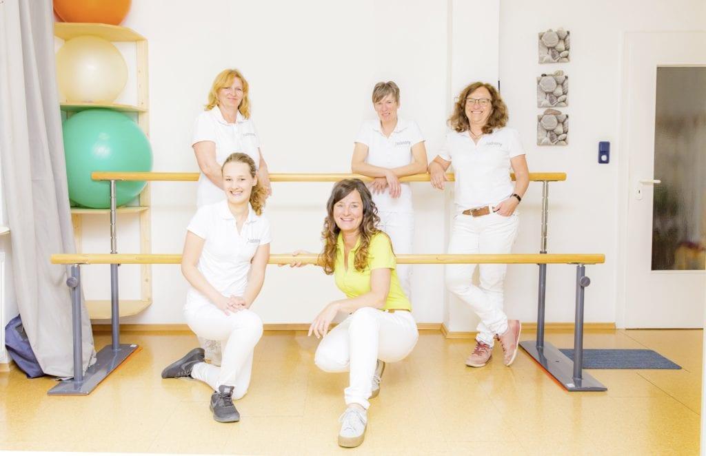 Unser Team - Physiotherapie Adenau Doris Adriany